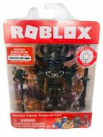 Roblox Monster Islands Malogork'Zyth Action Figure Exclusive Code Ancient God