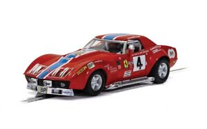 Scalextric Slot Car C4215 Chevrolet Corvette L88 - LeMans 1972 - NART
