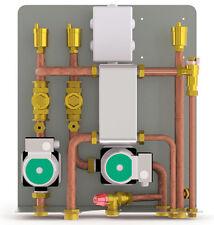 kit C edilkamin per termocamino a legna da abbinare a caldaia CON produzione ACS