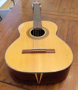 Espana Made in Finland Vintage Classical Style Guitar - Fair Shape