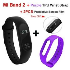Xiaomi Mi Band 2 Heart Rate Smart Watch Fitness Wristband with White OLED