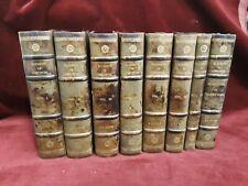 ELEMENTI DI CHIRURGIA di GOTTLIEB RICHTER - 8 volumi - Pavia 1794/1809