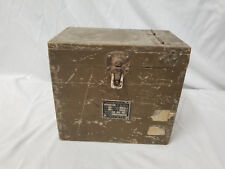 WWII Japanese 6 Volt Battery Box