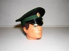 Banjoman 1:6 Scale Custom Made Irish Guards Peaked Cap For Action Man / G I Joe