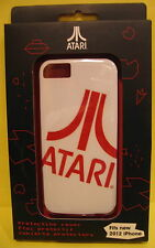 Gear 4 Case for iPhone 5 & 5s White and Red Atari Logo ICAT501G New