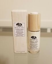 Origins Three Part Harmony Oil-infused Serum for Renewal Repair Radiance 1oz NIB