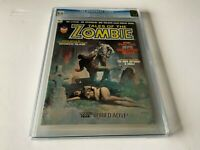 TALES OF THE ZOMBIE 2 CGC 9.4 BORIS VALLEJO BURIED ALIVE VOODOO MARVEL COMICS