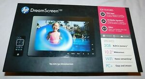 HP DreamScreen 100 10.2-inch Wireless Connected Screen Picture Frame Brand New
