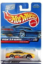 2000 Hot Wheels #11 Seein' 3-D Lexus SC400 0910 G1 crd