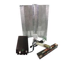 Nouveau noir lumii numérique 600w lighting kit-hydroponics grow light