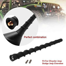 7 inch Spiral Direct Replace Antenna Fit For Chrysler Jeep Dodge Jeep Cherokee