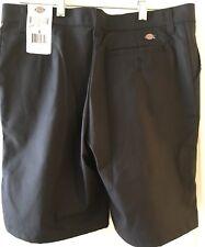 Dickies Women's Twill Black Shorts size 8 New   w Tags