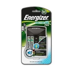 Energizer Recharge Pro rechargeables with 4 AA 2000mah Piles