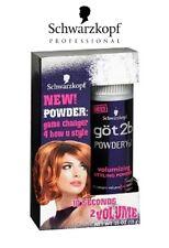 Schwarzkopf Got2B POWDER'ful Volumizing Styling Powder for Max Volume 10g