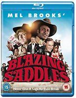 Blazing Saddles  40th Anniversary Edition [Bluray] [1974] [Region Free] [DVD]