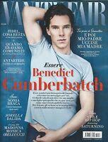 Vanity Fair Magazine Benedict Cumberbatch Fidel Castro Sonia Braga Dalida 2016