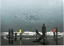 Elton Bennett Reproduction Print- The Sea Birds Cry