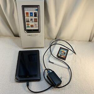Barnes & Noble Nook Color 8GB, Wi-Fi 7 Inch Slate