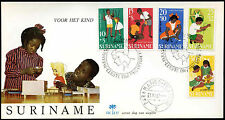 Suriname 1967 Child Welfare FDC First Day Cover #C29296