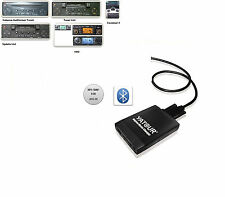 BLUETOOTH USB SD adattatore AUX MP3 Changer Renault Scenic 2 II 2003-2008