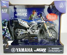NEWRAY 1:12 *YAMAHA* JGR MX DIRT BIKE Justin Barcia Weston Peick Phil Nicoletti