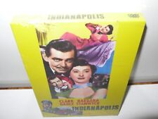 INDIANAPOLIS - gable - stanwyck -  dvd