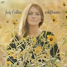 Judy Collins -  Wildflowers YELLOW COLOURED vinyl LP IN STOCK NEW/SEALED