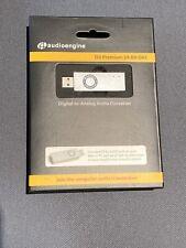 Audioengine D3 24 Bit USB DAC Digtal Headphone Amp Portable *MINT*