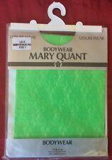Vintage Bodysuit Original Green Lace 1980s Bodywear Dead Stock Sealed Pack