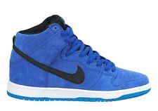 Nike Dunk High Pro SB Sz 9 DS Game Royal Black White Photo Blue 305050-404