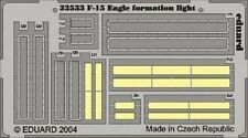 Eduard 32533 1/32 Aircraft- F15 Eagle Formation Light for Tamiya (Painted)