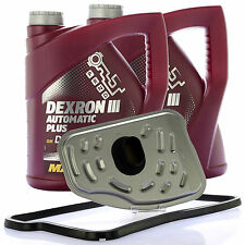 Hydraulikfilter + 8L Getriebeöl Set Automatikgetriebe für Citroen // Peugeot