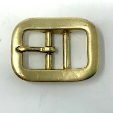 Hatch Belt Buckle Hamilton Gold Plated with 30mm 1//2$ mount 1047BBBB Pkg 6