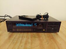 Sony Seq-333Es Stereo Digital Graphic Equalizer mic and remote included