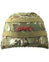 Cadet Helmet Cover - BTP Multicam Army ACF Combat CCF Camo MOD Molle M88