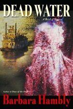 NEW - Dead Water (Benjamin January, Book 8) by Hambly, Barbara