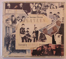 The Beatles Anthology 1 Promo Edition of the Double CD Set With Custom Print
