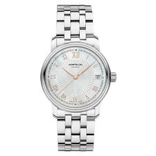 NEW Montblanc Tradition Date Swiss Automatic Women's Watch 114367
