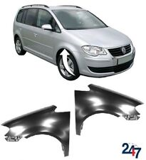 NEW VOLKSWAGEN TOURAN 2007 - 2010 FRONT WING FENDER LEFT N/S RIGHT O/S PAIR SET