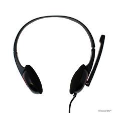 3.5 mm auriculares estéreo/Auriculares con micrófono/micrófono para Skype PC/MHS-002