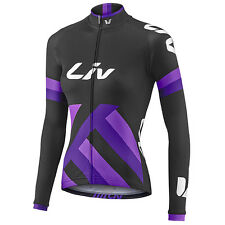 Winter Fit, New Women's  Thermal Fleece team Long sleeve cycling jersey