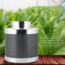 inkl Vorfiltervlies 125mm Carbon Active Aktivkohlefilter Granulate 300cbm