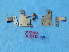 Wurlitzer 2800 2810 Cabinet Lid Locking Hooks - one set