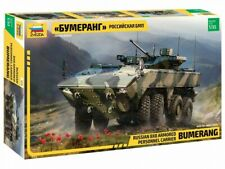 Zvezda 3696 Bumerang Russian 8x8 Armored Personnel Carrier Scale 1/35
