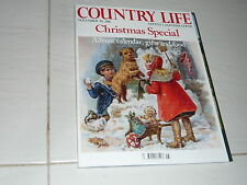 Country Life Magazine Nov16 Christmas Advent Calendar Art Property Poodle Travel