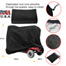 140CM Eldly Mobility Scooter Storage Cover Wheelchair Waterproof Rain Protector