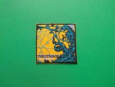 HEAVY METAL PUNK ROCK MUSIC FESTIVAL SEW ON / IRON ON PATCH:- THE STROKES