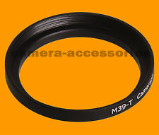 M39 Male to T T2 Female Mount thread lens Adapter converter Ring 39mm-42mm 39-42