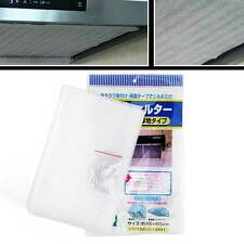 Range Hood Grease Filter All-purpose Replacement Fire Retardant Nonwooven Fabric