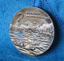 Pattaya Thailand Chon Buri Medal Amulet 25mm Thai Beach Horse Phatthaya City